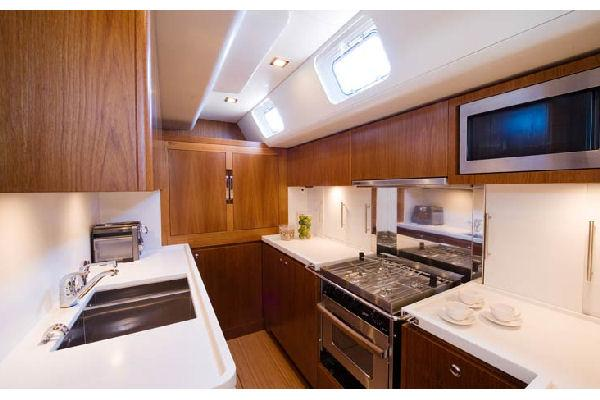 Nautor Swan 66 S Galley