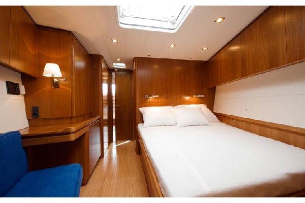 Nautor Swan 66 S Forward Cabin