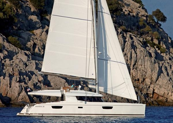 Fountaine Pajot Ipanema 58 Manufacturer Provided Image: Fountaine Pajot Ipanema 58