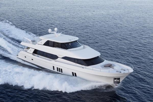 Ocean Alexander 100 Skylounge Motor Yacht