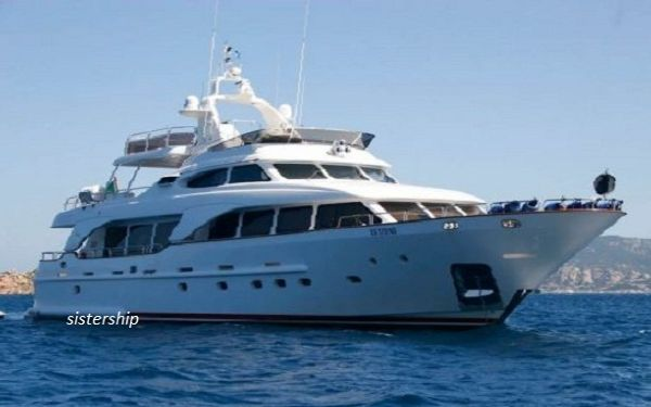 Benetti Tradition 100 Benetti Tradition 100 Sailing
