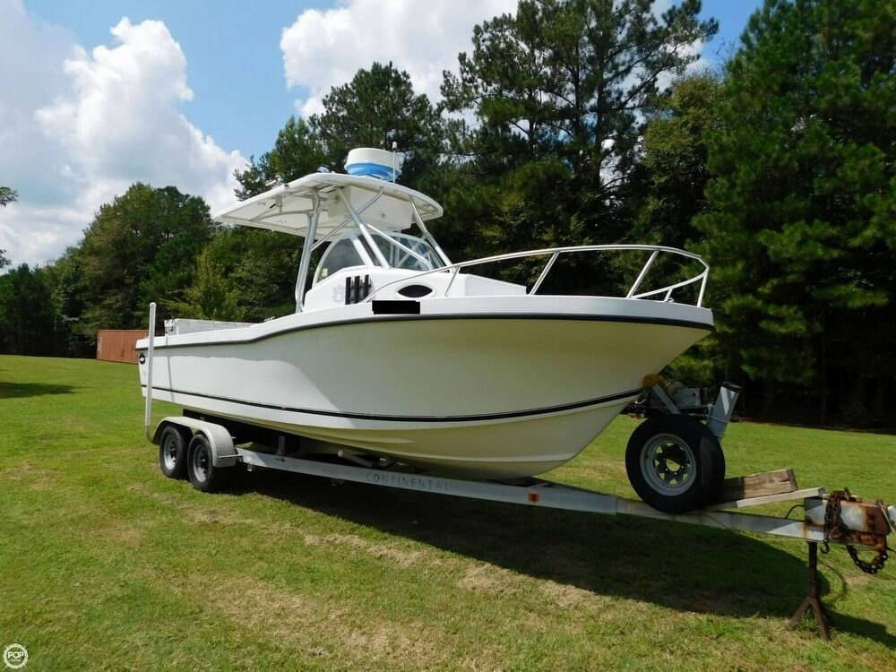 Dusky Marine 256 FAC/Keel model 2006 Dusky Marine 256 FAC/Keel model for sale in Waverly, AL