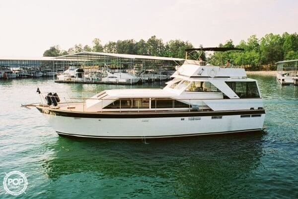 Trojan 50 Motor Yacht 1972 Trojan 50 Motor Yacht for sale in Gainesville, GA