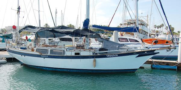 Downeast Yachts Cutter