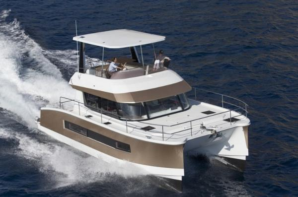 Fountaine Pajot Motor Yacht 37 Manufacturer Provided Image: Fountaine Pajot MY 37