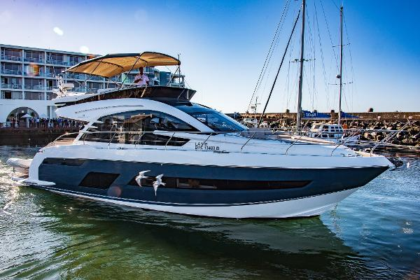 Fairline Squadron 53 Flybridge
