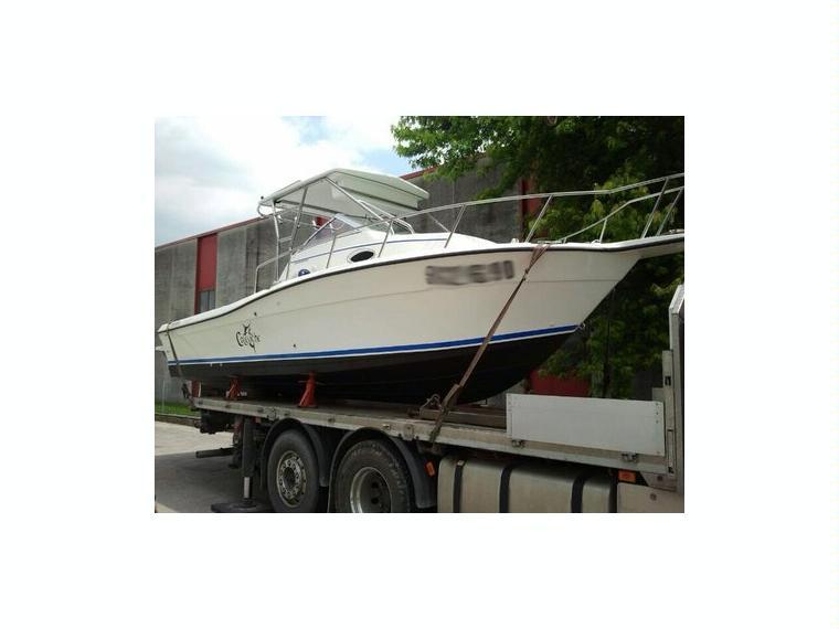 Sport Craft Boats SPORT CRAFT BOATS Sport Craft Fish Master 252 WA