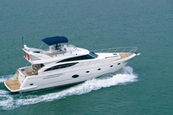 Allmand Yachts 60 Yacht