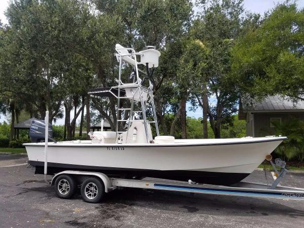 C-hawk Boats CC 1999 C-Hawk CC 23'