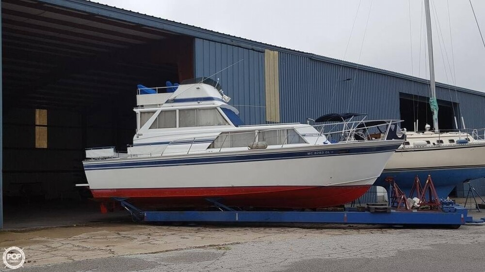 Marinette Marinette Express - 32 1979 Marinette 32 for sale in Bay City, MI