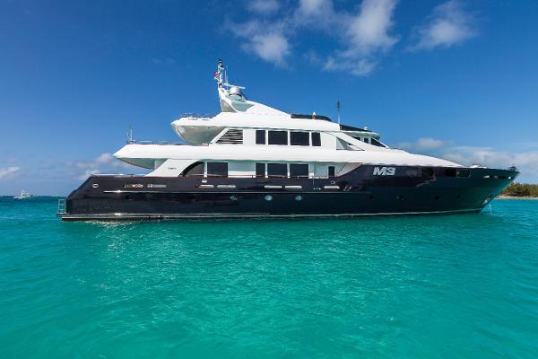 Intermarine Tri-Deck Motor Yacht