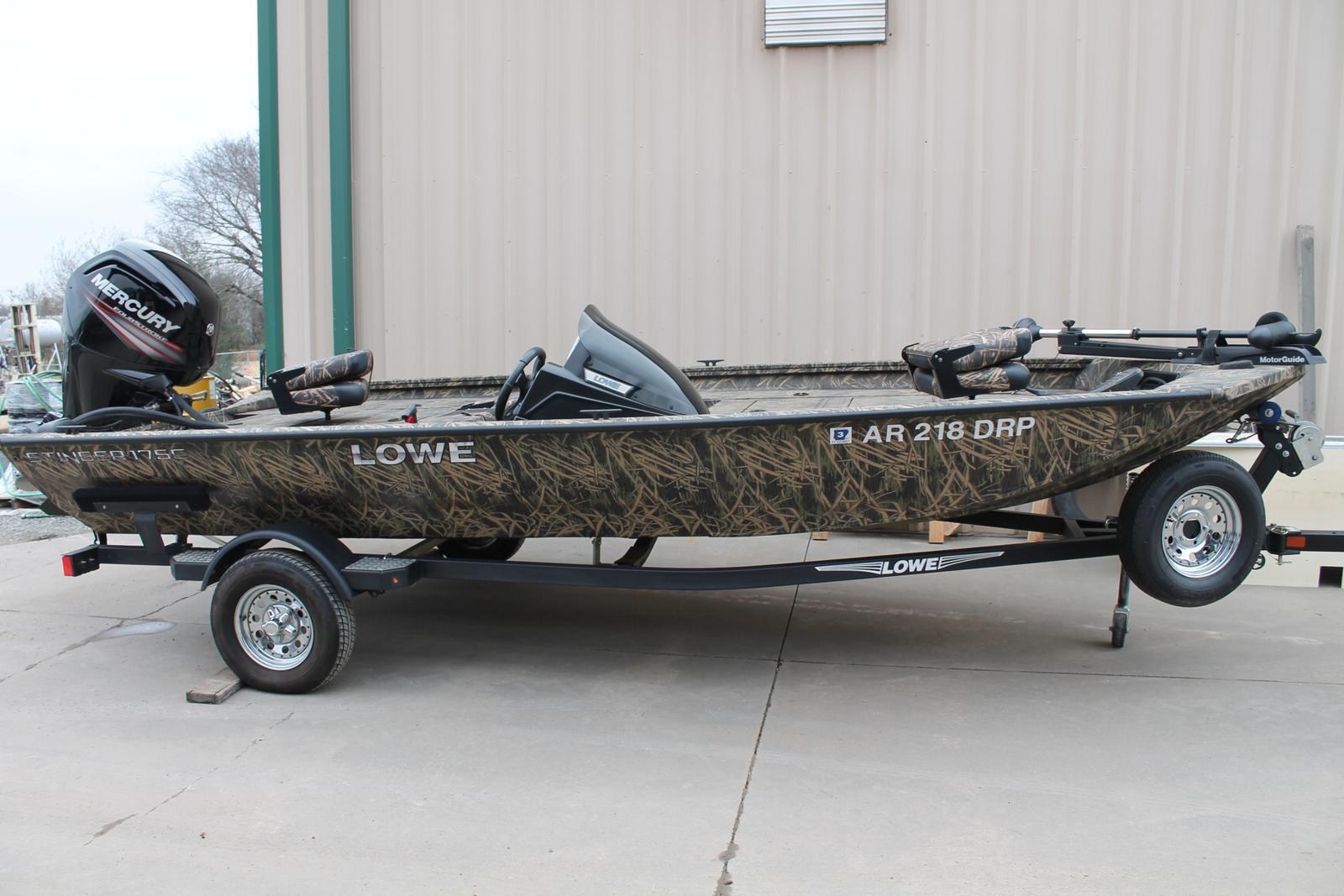 Lowe Stinger 175 Camo