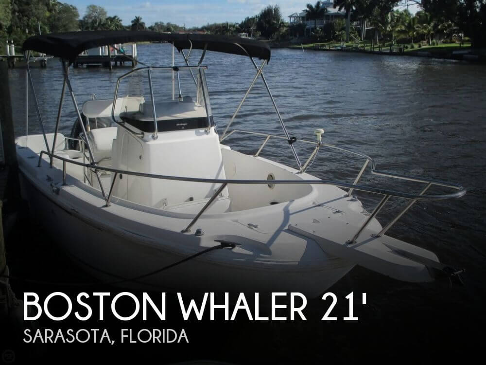 Boston Whaler 21 Outrage 2000 Boston Whaler 21 Outrage for sale in Sarasota, FL