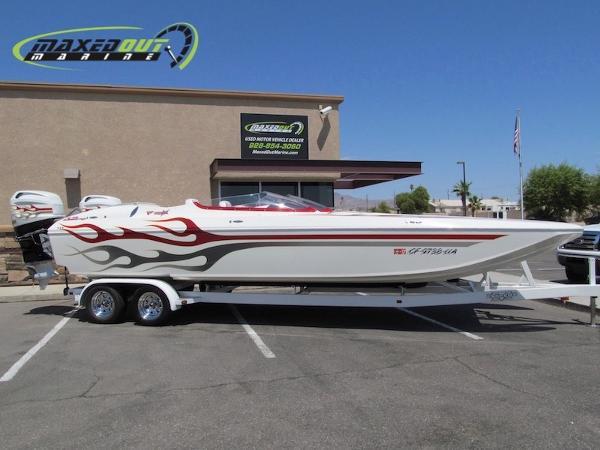Daves Custom Boats F26