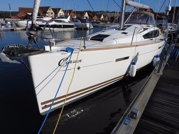 Jeanneau Sun Odyssey 44DS Jeanneau Sun Odyssey 44DS - Cyprien