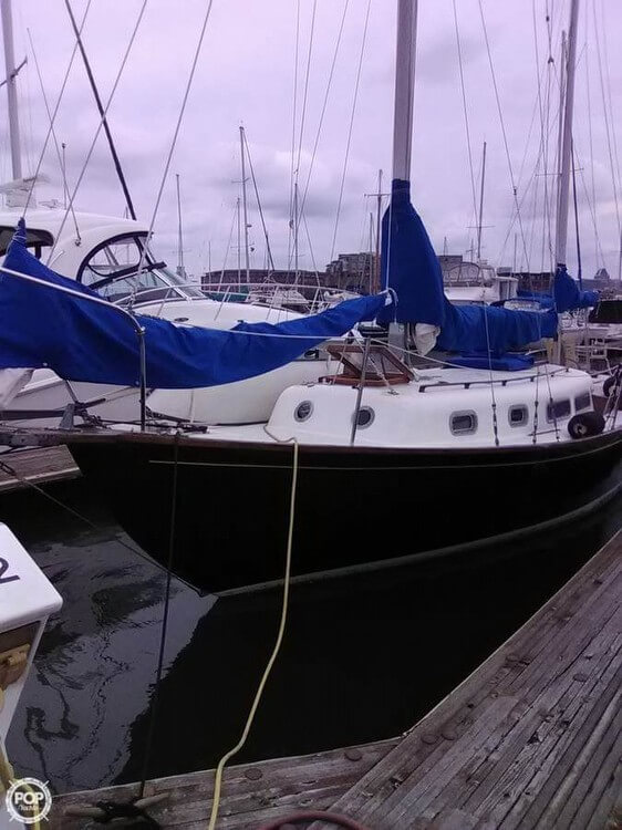 Allied Seawind Ketch (Allied) 1967 Allied 30 for sale in Baltimore, MD