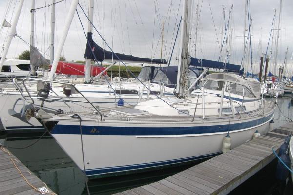 Hallberg-Rassy 36 MK II