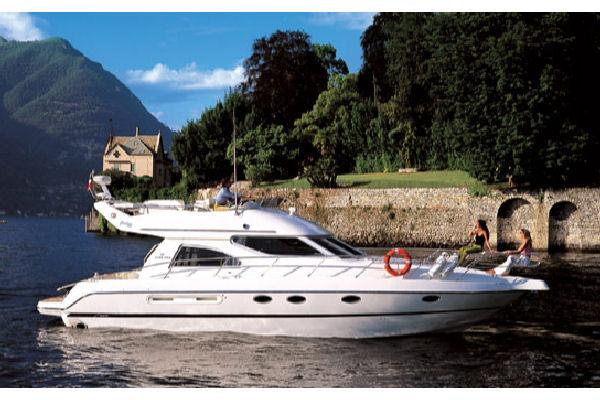 Cranchi Atlantique 40 Cranchi Atlantique 40 Fly (2012) Manufacturer Image