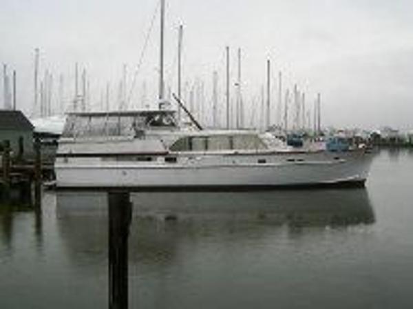 Matthews Tri Cabin Motor Yacht  - Comfortable Live Aboard Cruising Yacht FRANCINA