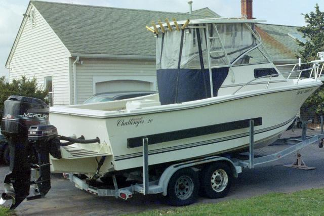 Kencraft Challenger 220 WA Priced to Move