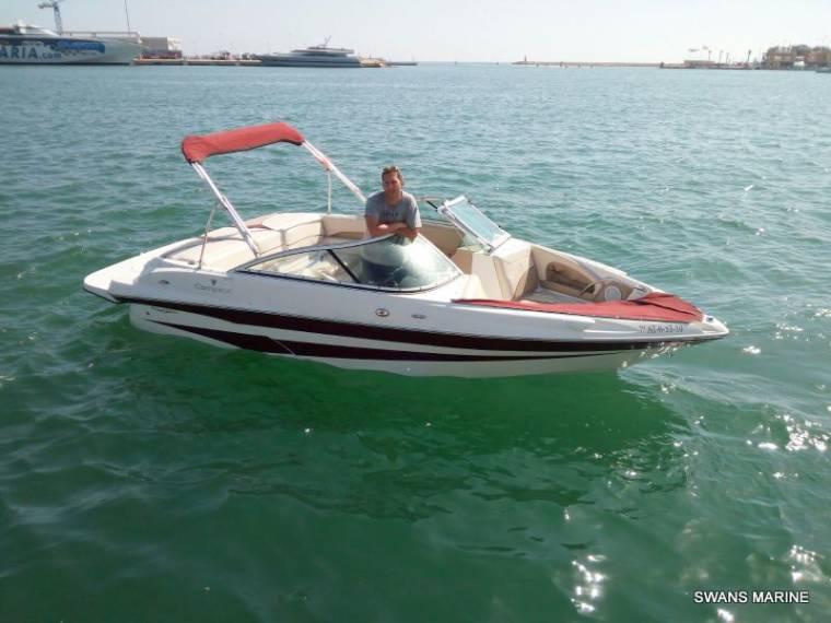 Campion Boats Campion Allante 595i Bowrider