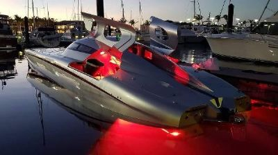 Mystic Powerboats C5000 Turbine