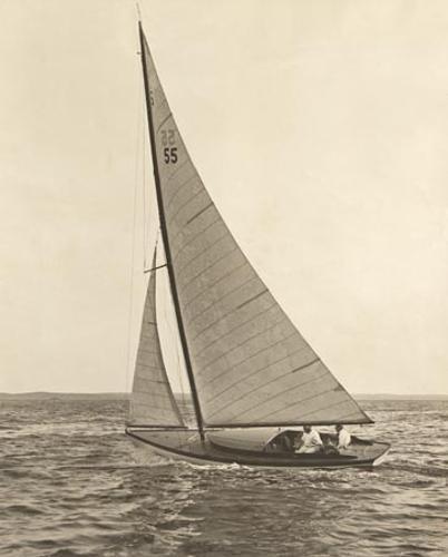 Herreshoff S Boat LULWORTH