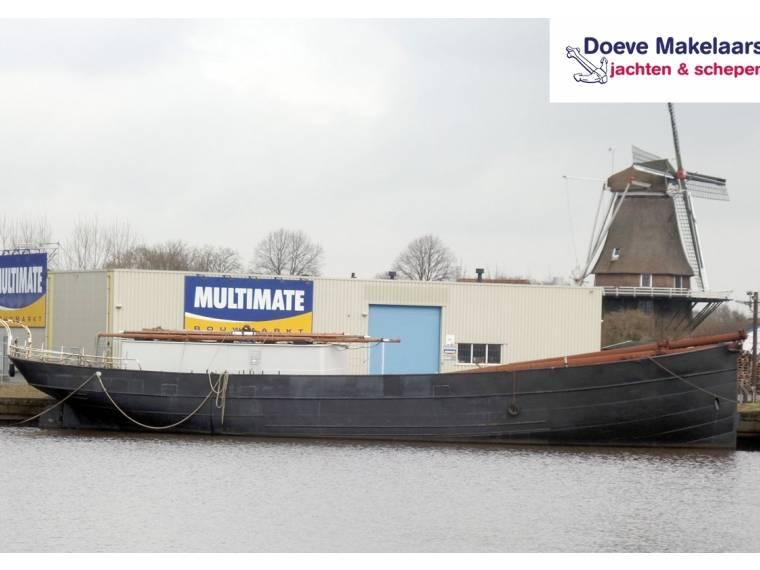 Topsail schooner ex Herring logger 31.35