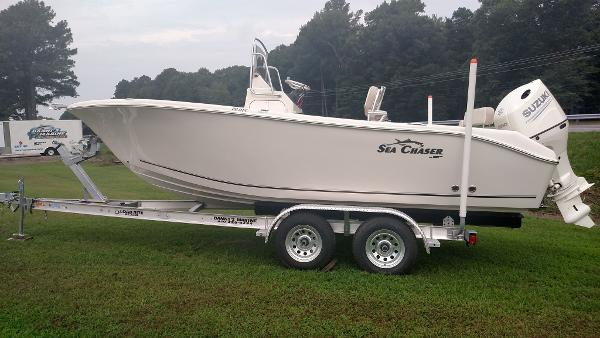 Sea Chaser 20 HFC