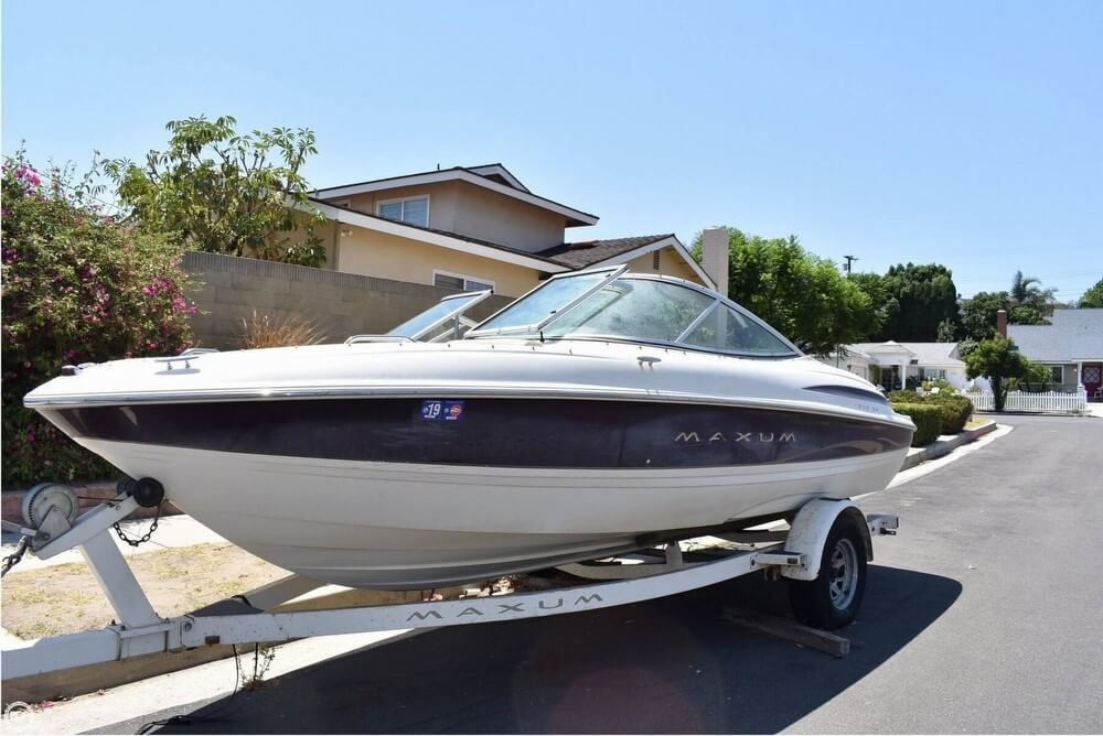 Maxum 1900 SR 2002 Maxum 1900 SR for sale in San Pedro, CA