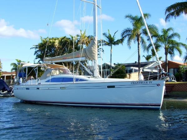 Southerly 38 Yacht