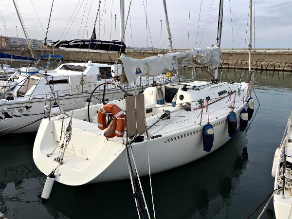 X - Yachts IMX-40 murata dx