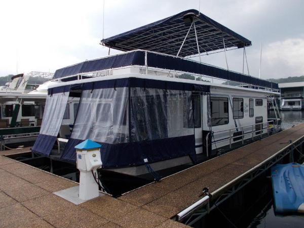 Stardust Cruisers 17.6 x 50 Houseboat