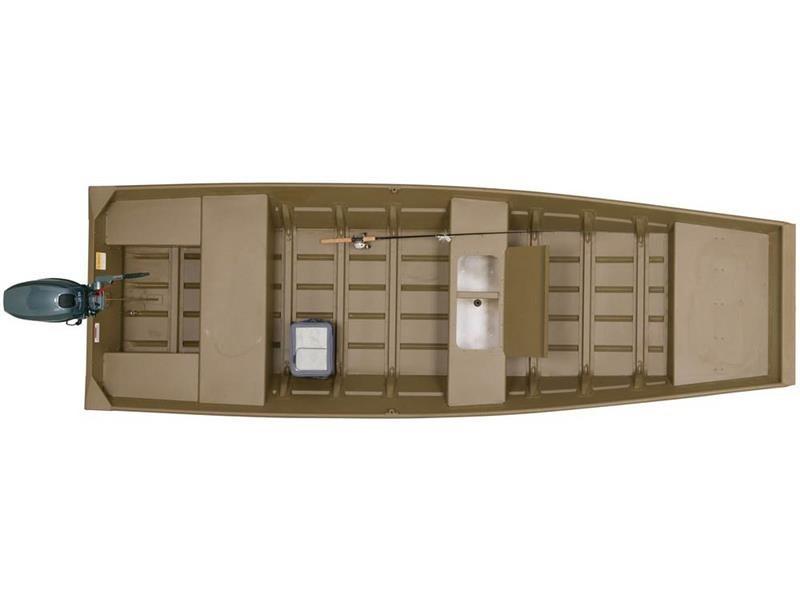 G3 Boats 1436 LW Jon