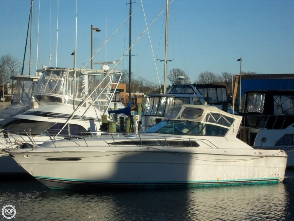 Sea Ray 390 Express Cruiser 1986 Sea Ray 390 Express for sale in Hampton, VA