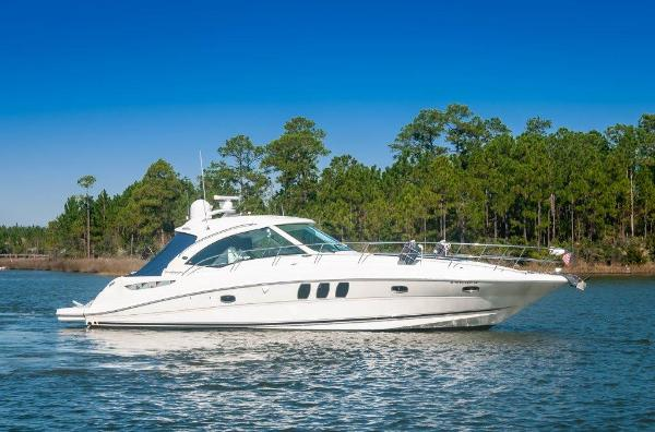 Sea Ray 500 Sundancer Season Ticket Sea Ray 2010 Profile