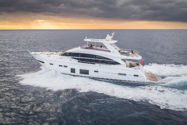 Princess 75 Motor Yacht Princess 75 For Sale