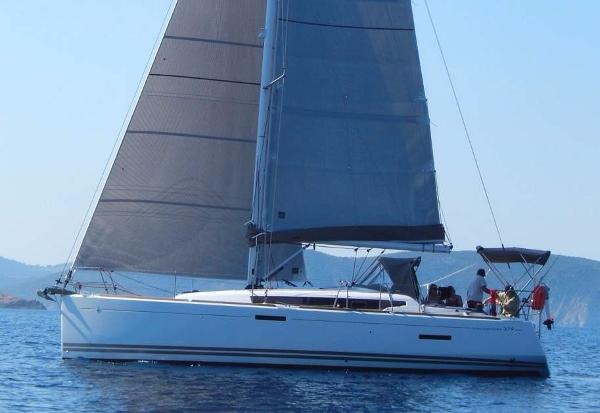 Jeanneau Sun Odyssey 379 SUN ODYSSE 379 Sailling