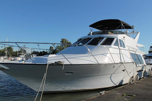 Grimwood Westerly Holland 52 Pilothouse