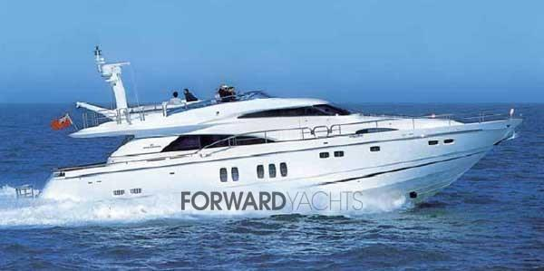 Fairline Squadron 74 Fly rep1
