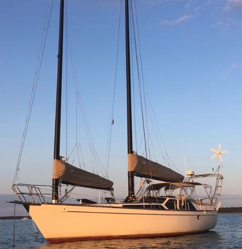 Freedom 39 PH Schooner