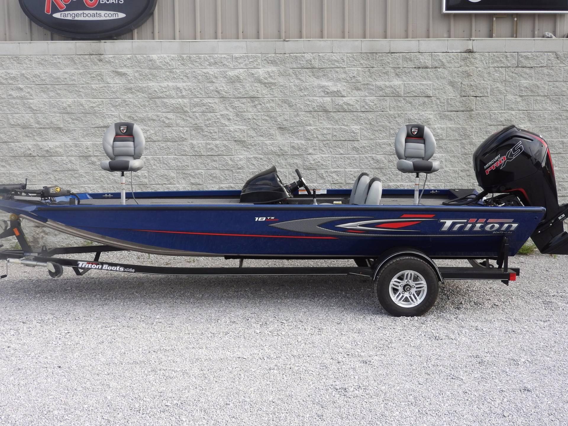 Triton 18 TX