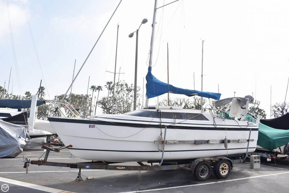 Macgregor 26x 2002 MacGregor 26X for sale in Marina Del Rey, CA