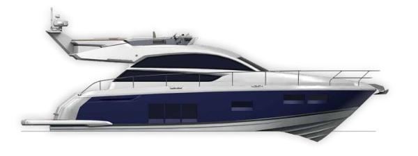 Fairline Squadron 48 Manufacturer Provided Image: Fairline Squadron 48