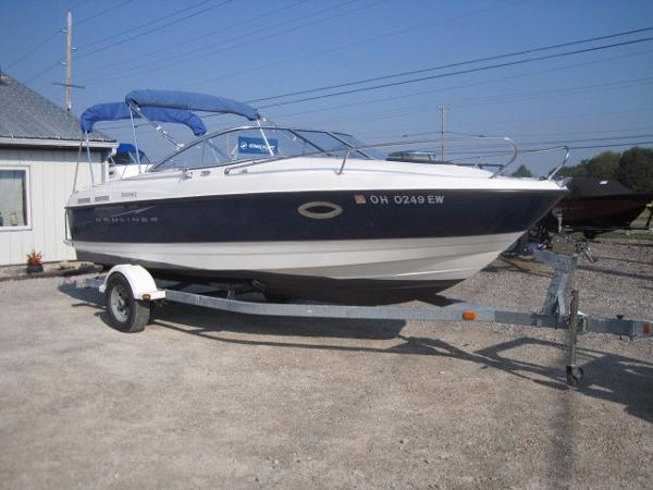 Bayliner 210 Discovery