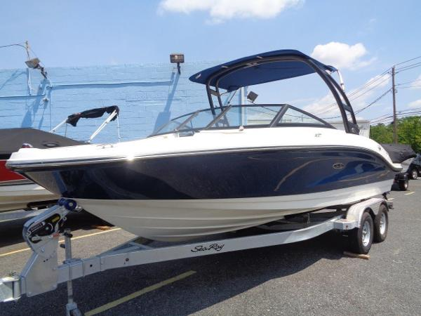 Sea Ray 21 SPX Deep Blue with Tower