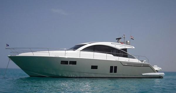 Fairline 62 GT TARGA