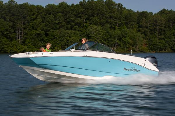NauticStar 223 DC Manufacturer Provided Image