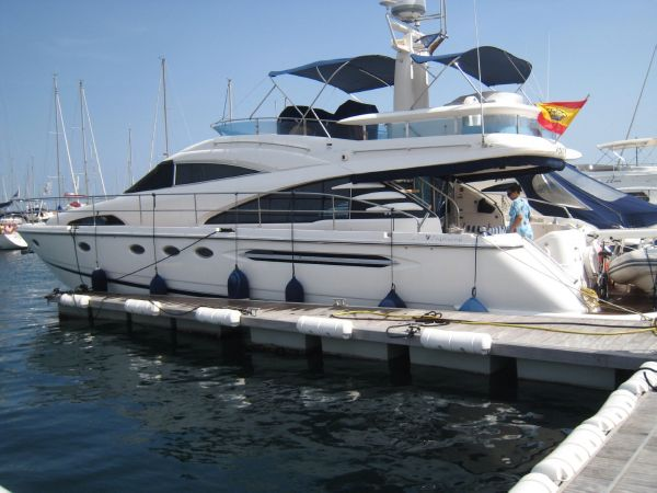 Fairline Squadron 58 2004 Fairline Squadron 58