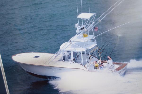 Craig Blackwell Custom Express Fisherman